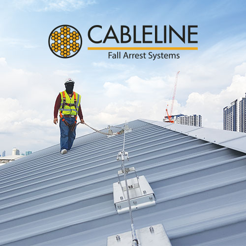 CABLELINE Fall Arrest System