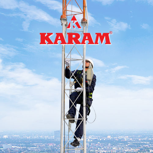 KARAM Vertex PN 7000 (Vertical Lifeline)