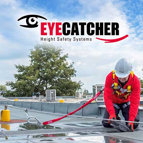 EYECATCHER TWISTFIX (Lifeline on Membrane Roof)